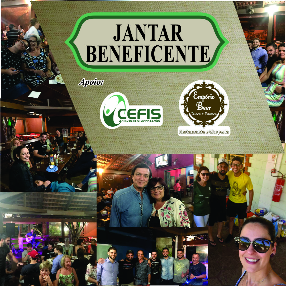 JANTAR BENEFICIENTE